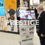 EuroCIS 2012 - Messestand der Online Software AG
